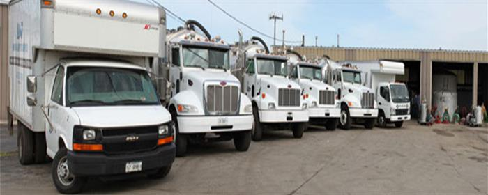 Truck Line-up
